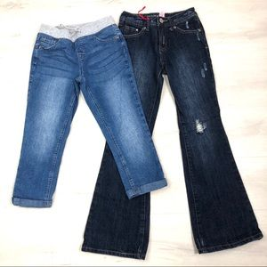 Girl's Justice Jeans Bundle